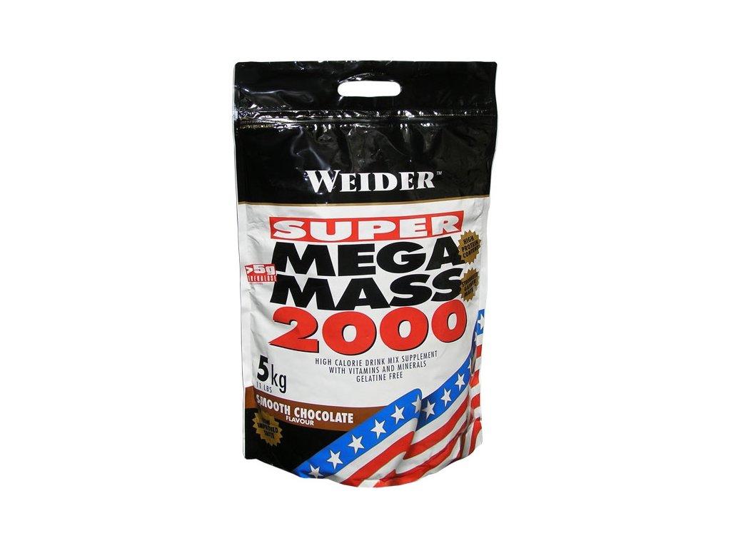 Weider Super Mega Mass 2000 5000 g