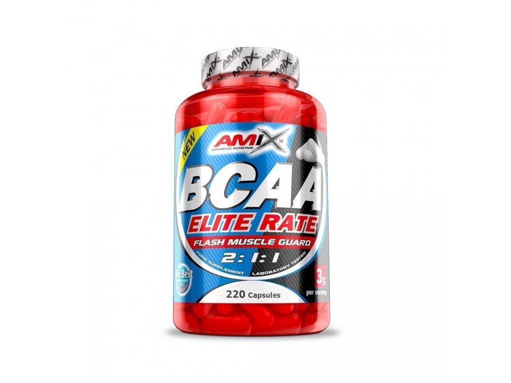 BCAA Elite Rate 220 kapslí