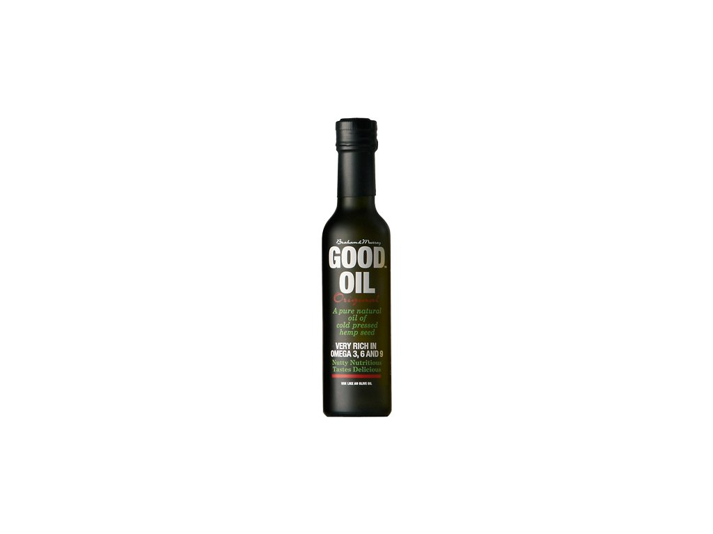 Good Hemp Oil 500ml - expirace 3/2021