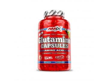 l glutamine kapsle amix