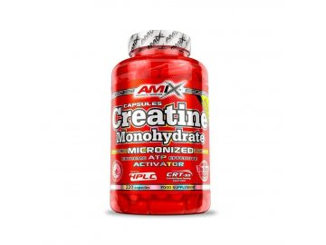 kreatin monohydrát kapsle amix
