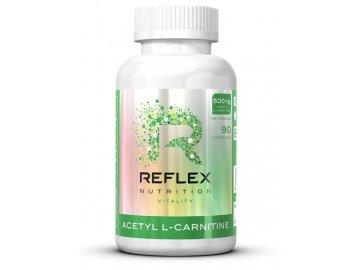 acetyl l carnitine reflex