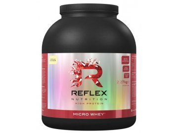 micro whey reflex 227