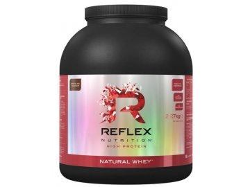 natural whey reflex