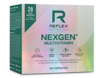 reflex nexgen 60 kapslí