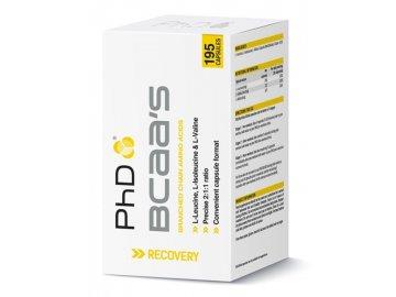 phd bcaa aminokyseliny