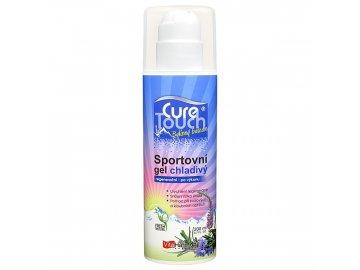 Sportovní gel chladivý - 200 ml