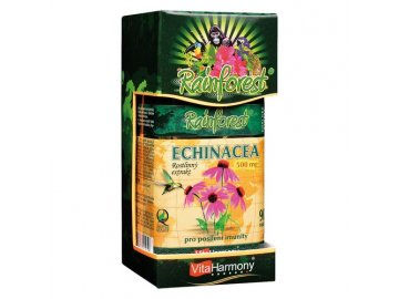 RainForest® Echinacea 500 mg - 90 tbl.