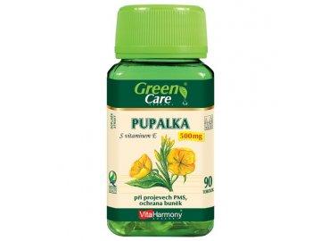 Pupalka 500 mg s vitaminem E - 90 tob.