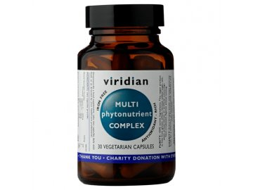 Multi Phyto Nutrient Complex 60 kapslí (Superantioxidant)