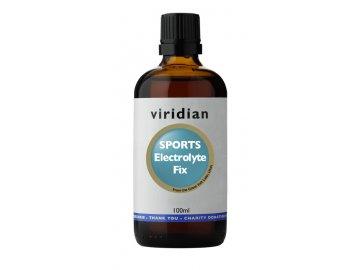 SPORTS Electrolyte Fix 100ml (Koncentrát pro iontový nápoj)