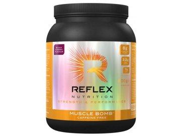 muscle bomb caffeine free reflex