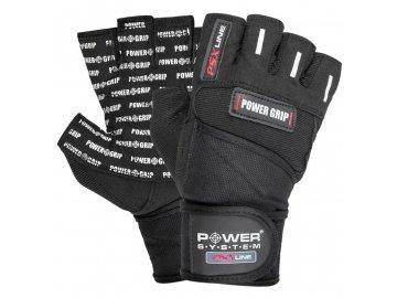 polstrované rukavice na cvičení