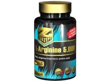 L-Arginine 5.000 - 100 kapslí