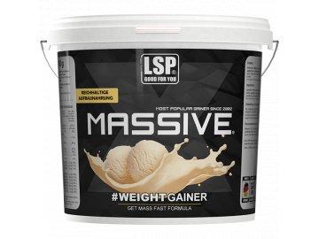 massive x 4 kg vanille