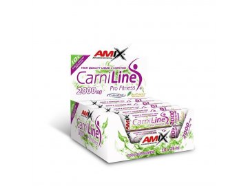 CarniLine® Pro Fitness 2000 BOX 10x25ml