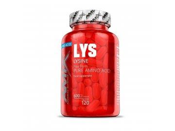 L-Lysine 600mg 120 kapslí