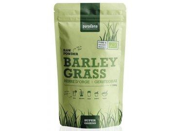 barley grass purasana