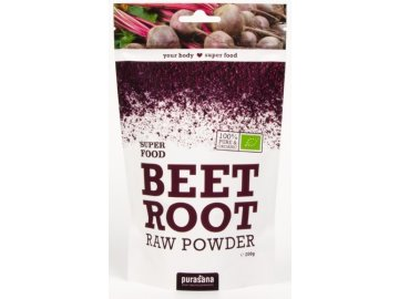 Beetroot Powder BIO 200g (červená řepa)