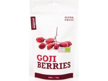 Goji Berries 400g BIO (Kustovnice čínská)