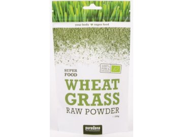Wheat Grass Powder BIO (Mongolsko) 200g