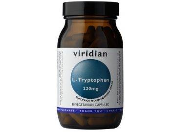 L-Tryptophan 220mg 90 kapslí