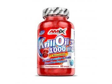 Krill Oil 1000 60 kapslí