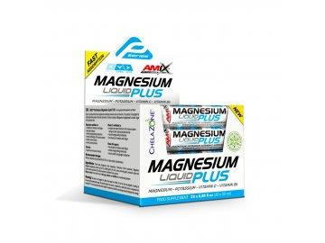 Amix Magnesium Liquid + 20 x 25 ml
