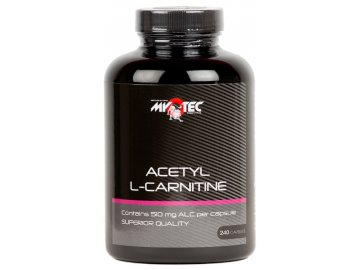 acetyl l carnitin myotec