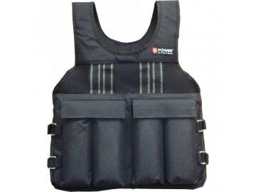 Zátěžová posilovací vesta Weighted vest 10 kg PS 4049