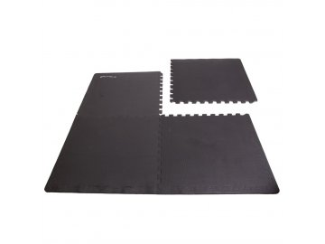 Podložka puzzle pod fitness vybavení Scrab 4ks 61 x 61 cm