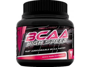 BCAA High Speed 600 g  - expirace 5/2020