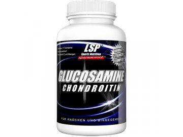 Glucosamine Chondroitin LSP 60 kapslí
