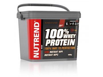 100% WHEY PROTEIN 4000 g