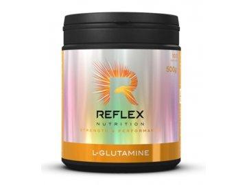 l glutamine reflex 500
