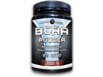 BCAA powder BodyFlex 300 g - expirace 8.7.2021