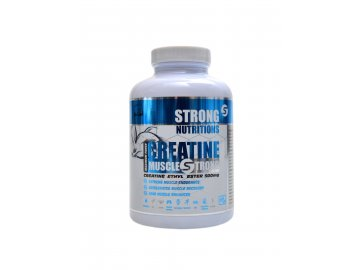CEE Creatine ethyl ester StrongNutritions 250 kapslí