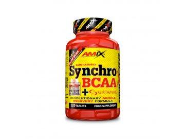 Synchro BCAA + Sustamine 120 tablet