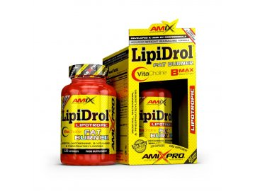 LipiDrol® Fat Burner 120 kapslí