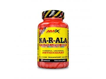 NA-R-ALA (alfa lipoová) 60 kapslí