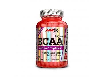 BCAA PepForm® Peptides 90 kapslí