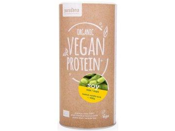 vegan protein soy vanilka