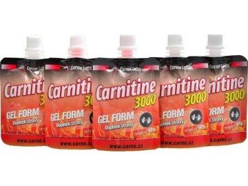 L carnitine 3000 gel CarneLabs