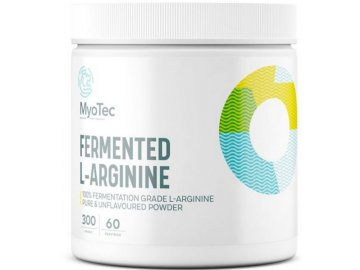 fermented l arginine myotec advantage line