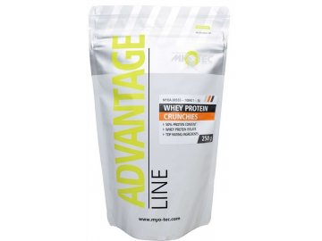 whey protein crunchies myote advantage line
