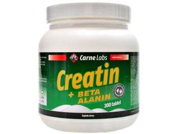 Kreatin + beta alanin CarneLabs