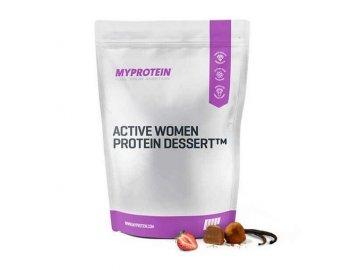 active woman protein dessert