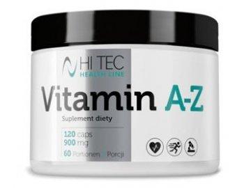 vitamin a z hitec 120 kapslí