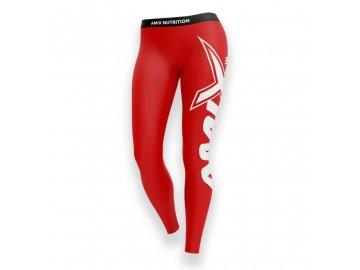 amix leggins red 1