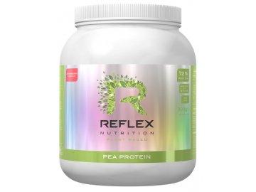 pea protein reflex